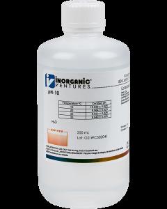 pH 10 CALIBRATION STD, 250mL