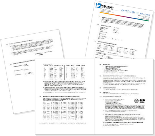 CoA sample
