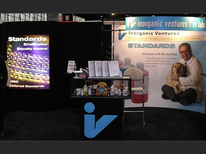 Trade Show Booth 2003